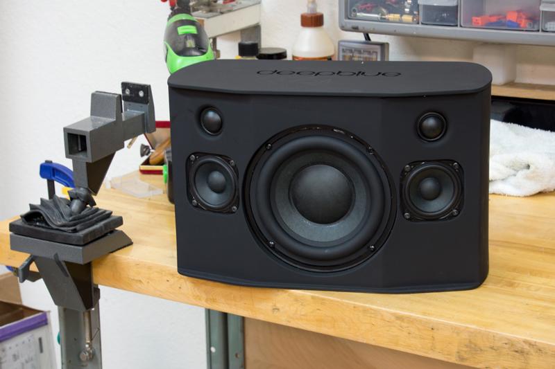 Peachtree Audio DeepBlue2