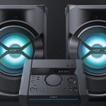 Minisistem audio Sony SHAKE-X3