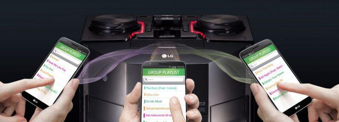 LG OM7560