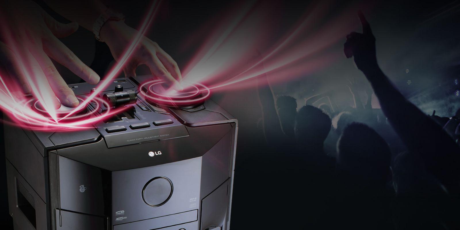 Sistem audio LG OM5560